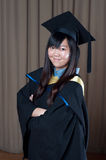 Estudiante de tercer ciclo Imagen de archivo libre de regalías
