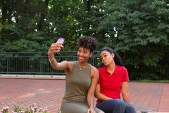 Estudiante de universidades Imagen de archivo libre de regalías