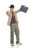 Estudiante del muchacho del adolescente Imagen de archivo
