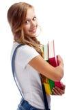 Estudiante elegante Imagen de archivo