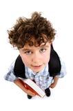 Estudiante elemental joven Imágenes de archivo libres de regalías