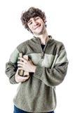 Estudiante feliz Imagen de archivo