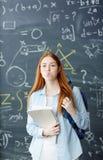 Estudiante femenino Imagen de archivo