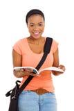 Estudiante femenino africano Imagen de archivo