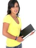 Estudiante femenino joven hermoso Imagenes de archivo