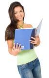 Estudiante femenino magnífico Foto de archivo