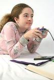 Estudiante Goofing de 1 Imagen de archivo libre de regalías