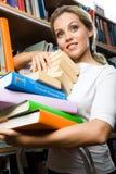 Estudiante inteligente Imagen de archivo libre de regalías