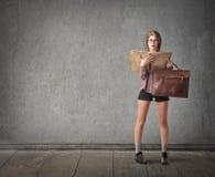 Estudiante joven Imagen de archivo libre de regalías