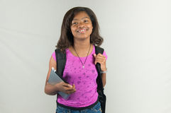 Estudiante joven. Fotografía de archivo