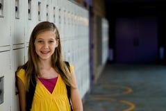 Estudiante lindo Imagen de archivo