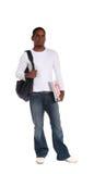Estudiante masculino Imagen de archivo libre de regalías