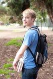 Estudiante masculino joven Imagenes de archivo