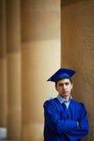 Estudiante serio Fotografía de archivo libre de regalías