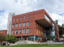 Estudiante Union de Plemmons en ASU Imágenes de archivo libres de regalías