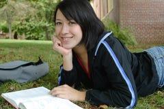 Estudiante universitario Fotos de archivo libres de regalías