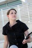 Estudiante universitario Imágenes de archivo libres de regalías