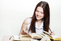 Estudiante universitario amistoso Foto de archivo libre de regalías
