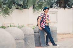 Estudiante vietnamita Fotografía de archivo