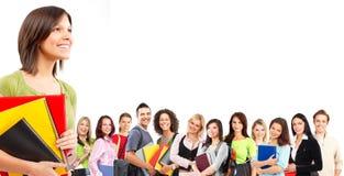 Estudiantes Imagenes de archivo