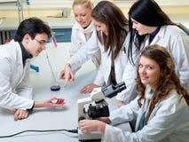Estudiantes de medicina Foto de archivo