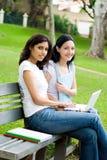 Estudiantes femeninos Imagenes de archivo