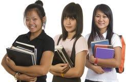 Estudiantes jovenes fotografía de archivo libre de regalías