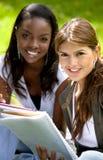 Estudiantes universitarios Foto de archivo