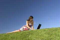Estudio al aire libre Foto de archivo libre de regalías