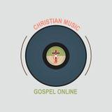 Estudio Christian Music Imagen de archivo libre de regalías