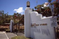 Estudio cinematográfico de Hawaii Fotografía de archivo libre de regalías