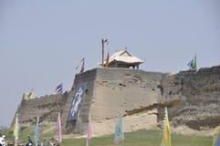 Estudio cinematográfico del oeste del zhenbeipu de Ningxia, Imagen de archivo
