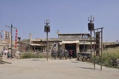 Estudio cinematográfico del oeste del zhenbeipu de Ningxia Fotos de archivo