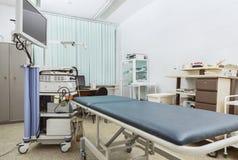 Estudio de diagnóstico médico Fotografía de archivo