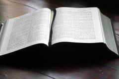 Estudio de la biblia Imagen de archivo