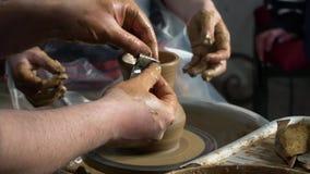 Estudio de la cerámica de Children's metrajes
