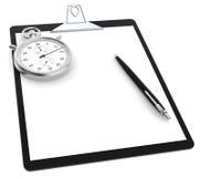Estudio de tiempo y de movimiento