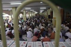 Estudio del quran del al del tadarus Fotos de archivo libres de regalías