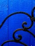 Estudio en hierro labrado Fotografía de archivo libre de regalías