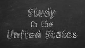 Estudio en los Estados Unidos