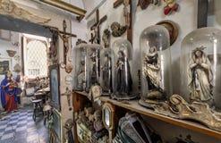 Estudio, esculturas y estatuas del artista imagen de archivo libre de regalías