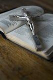 Estudio religioso Imagen de archivo libre de regalías