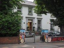 Estudios de Abbey Road en Londres Fotografía de archivo libre de regalías
