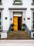 Estudios de Abbey Road en Londres, hdr Fotografía de archivo