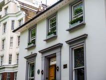 Estudios de Abbey Road en Londres, hdr Fotografía de archivo libre de regalías