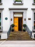 Estudios de Abbey Road en Londres (hdr) Imágenes de archivo libres de regalías