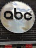 Estudios de ABC que construyen el logotipo Imágenes de archivo libres de regalías