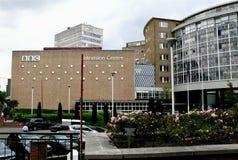 Estudios de difusión de la BBC, Londres fotografía de archivo