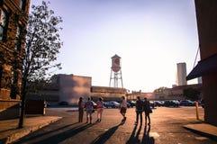 Estudios de Warner Bros Fotografía de archivo libre de regalías