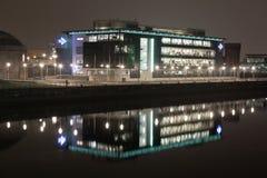 Estudios Glasgow de STV Foto de archivo libre de regalías
